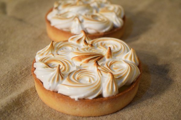 Lemon Rustic Tart